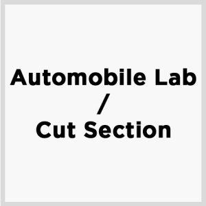 Automobile Lab/Cut Section