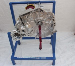 Cut Section Working Model of Automatic Gear Box