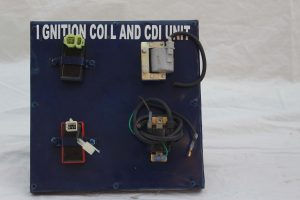 Igniation Coil and CDI unit