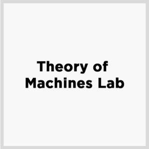 Theory of Machines Lab
